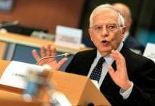 Borrell y Blinken se reunirán para coordinar acciones