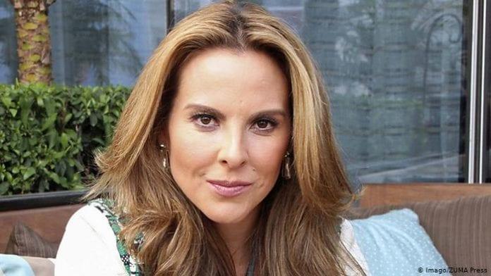 Kate del Castillo hospitalizada