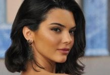 Un hombre persigue a Kendall Jenner para dispararle