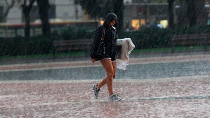 La Niña provocado precipitaciones - La Niña provocado precipitaciones