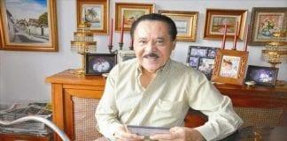 Falleció Luis Garrido