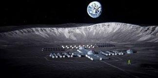 estación científica internacional en la luna - estación científica internacional en la luna
