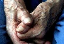 Abuelo en situación de abandono - Abuelo en situación de abandono