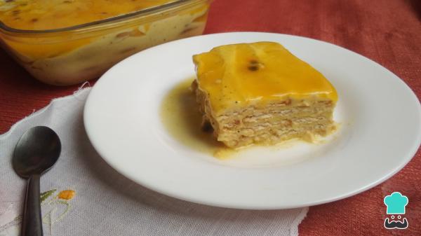 marquesa de parchita-receta