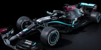 nuevo monoplaza de Mercedes-Benz - nuevo monoplaza de Mercedes-Benz