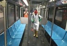 Trabajadores del Metro de Valencia preocupados ante casos de Covid-19