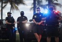 Toque de queda en Miami Beach - Toque de queda en Miami Beach -