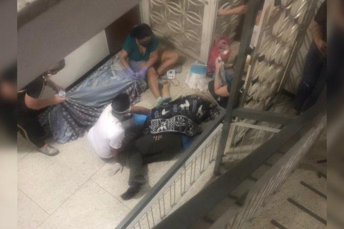 pereció mujer herida de bala - pereció mujer herida de bala