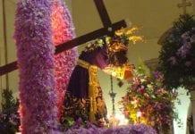 Nazareno de San Pablo peregrina - Nazareno de San Pablo peregrina