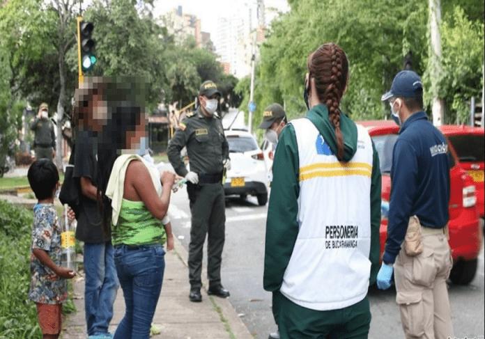 Rescatan a seis niños venezolanos usados