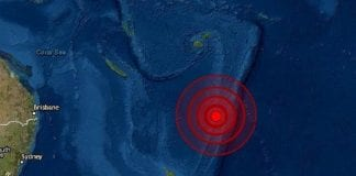 Tercer terremoto en Nueva Zelanda - Tercer terremoto en Nueva Zelanda
