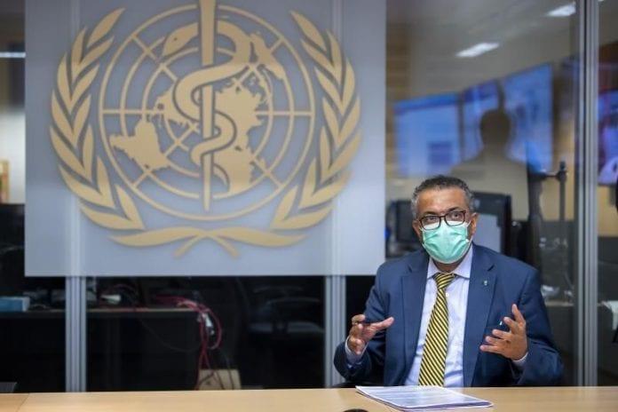 OMS garantizará vacunas del mecanismo Covax