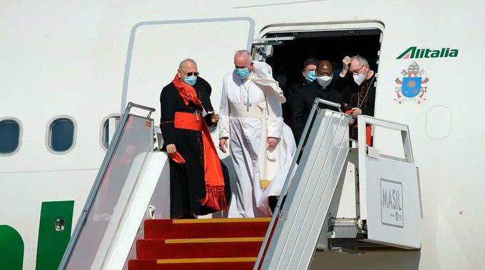 Viaje del Papa Francisco a Irak