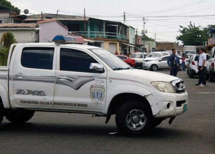 Falsa alcabala policial - Falsa alcabala policial