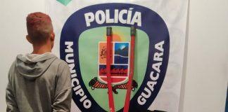 Detenido sujeto por hurto en Ciudad Alianza