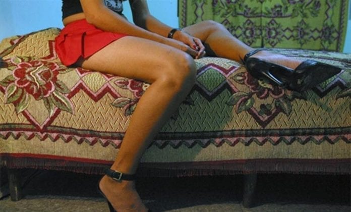 Desmantelan red de prostitución en Mérida