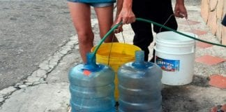 Sin agua en Carabobo - Sin agua en Carabobo