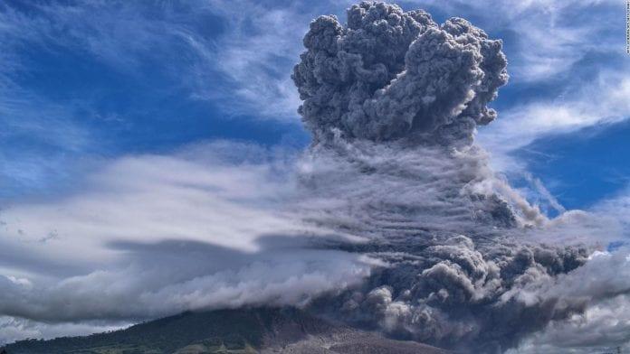 Volcan Sinabung - Volcan Sinabung