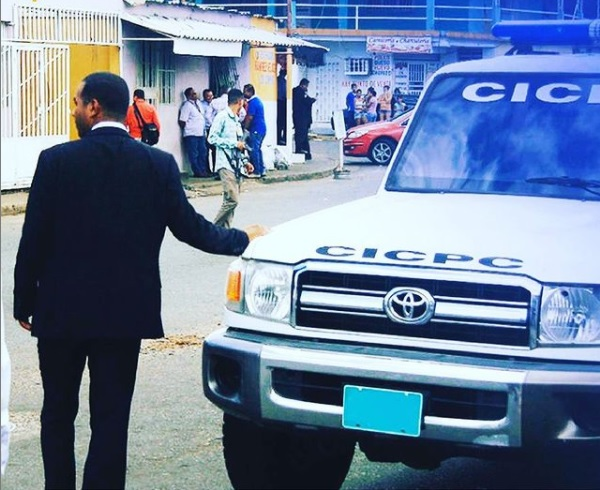 Delincuente en Caracas - Delincuente en Caracas