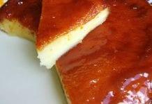 Torta de yuca y coco