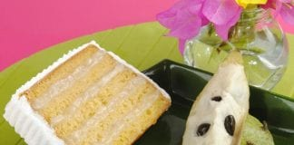 Torta de guanábana