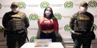 Venezolana apuñaló a su pareja en Colombia