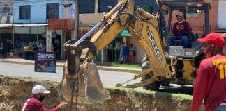 Cuarta avenida de La Isabelica estará cerrada - Cuarta avenida de La Isabelica estará cerrada