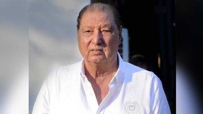 Falleció el padre de Alex Saab