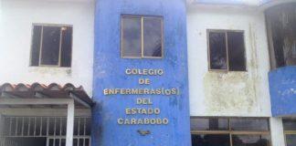 Colegio de Enfermeros de Carabobo alertó sobre contratación de personal calificado