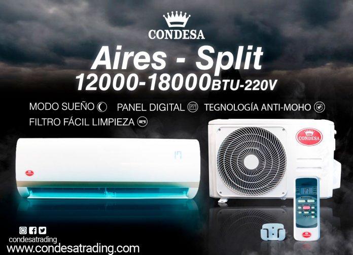 Aire Acondicionado Split de Condesa - N24C