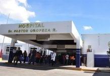 Cierran neonatología del Hospital Pastor Oropeza - Cierran neonatología del Hospital Pastor Oropeza