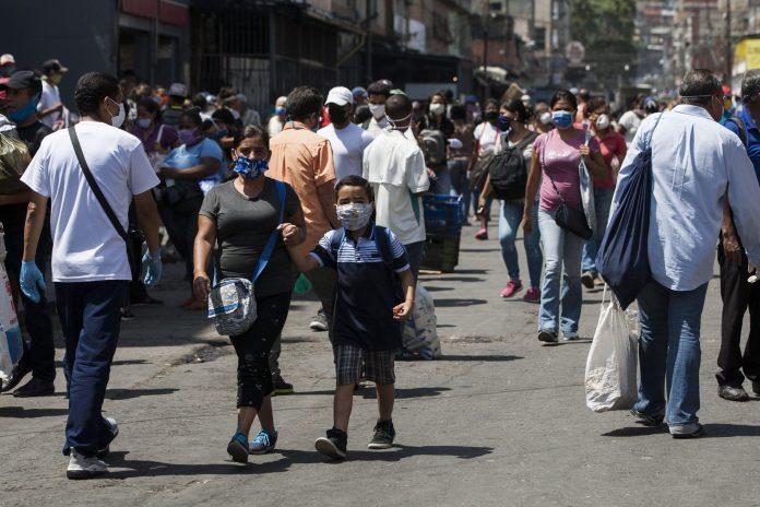 Venezuela registró 1.223 nuevos casos de Covid-19