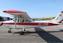 Antabare Piloto falleció en accidente aéreo