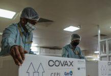 pagó a COVAX - pagó a COVAX