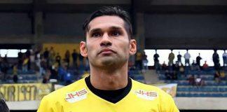 Falleció el futbolista venezolano Daniel Benítez