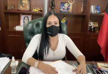 Gobernadora de Táchira denuncia que fue interceptada