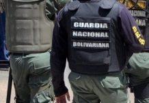 Arrestaron coronel GNB tráfico personas táchira