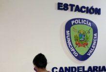 mujer agredió a menores de edad en Trapichito