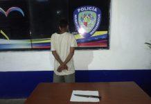 Detienen a sujeto por violencia doméstica en La Cidra
