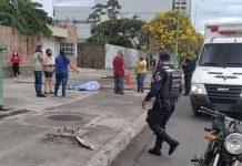 Hombre falleció en la avenida Bolívar de Valencia