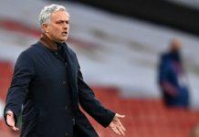 José Mourinho fue destituido del Tottenham - José Mourinho fue destituido del Tottenham
