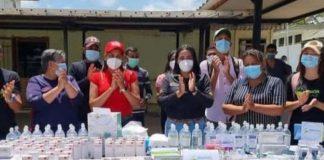 Ministerio de Minas entregó medicamentos en Bolívar - N24C