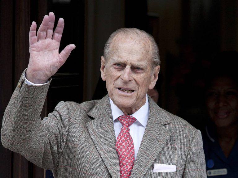 Falleció Felipe de Edimburgo, esposo de la Reina Isabel II