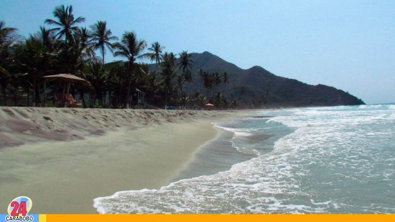 Ocumare de la Costa en Aragua en total calma y soledad (VÍDEOS)