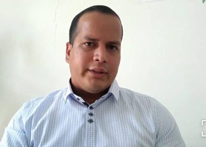 detención del activista Orlando Moreno