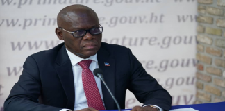 Primer ministro de Haití dimite - Primer ministro de Haití dimite-