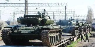 Ucrania denunció que Rusia enviaba tropas a Donbass