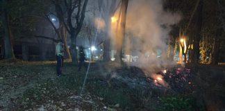 Incendio en Prebo - Incendio en Prebo