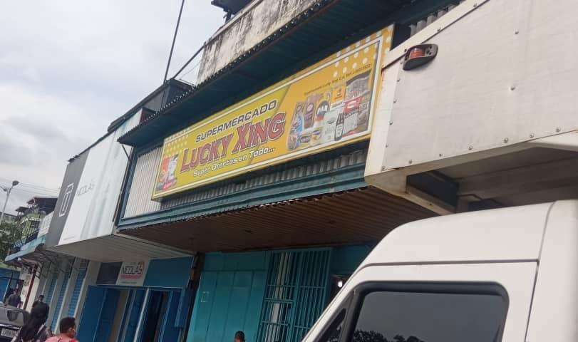 automercado Lucky Xing