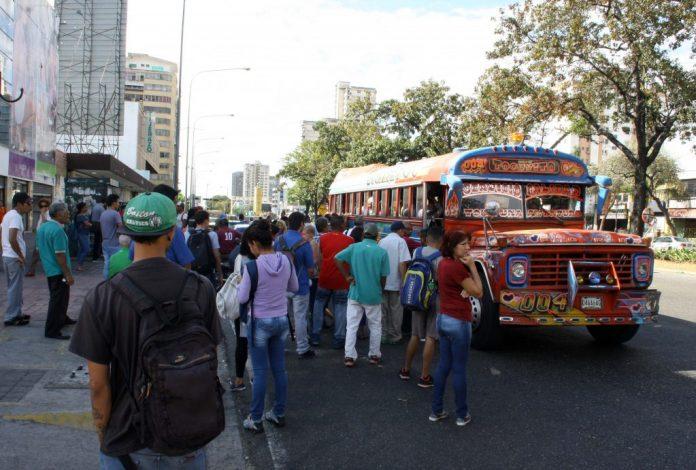 Transportistas de Carabobo proponen aumento